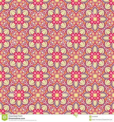 pattern nature colorful nature pattern with pink flowers royalty free stock images