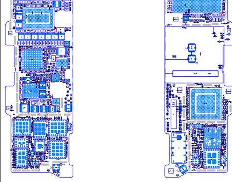 layout for iphone 5 iphone 5s 820 3382 schematic boardview loyout laptop