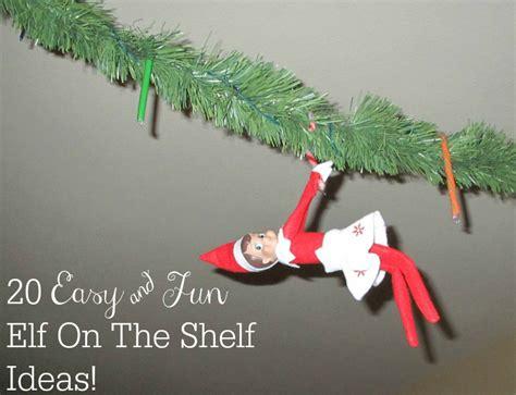New On The Shelf Ideas by 20 Easy On The Shelf Ideas Family Journal
