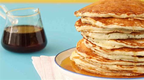 where did pancakes come from