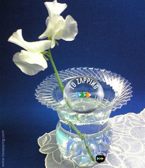 floreros con botellas de plastico c 243 mo hacer un florero con una botella de pl 225 stico