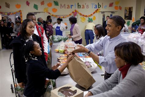 washington dc soup kitchen thanksgiving room image and