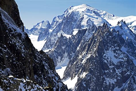 mont banc mont blanc highest mountain in western europe