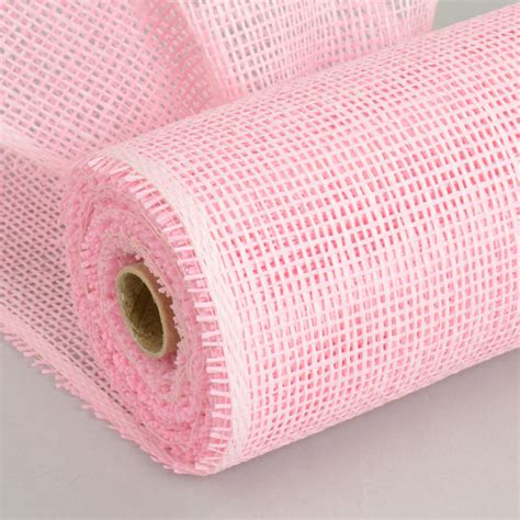 paper mesh craft 10 quot paper mesh roll blush pink 10 yards