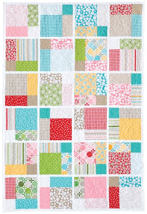 Quilts In A Day by Of Cake Eleanor Burns Signature Pattern