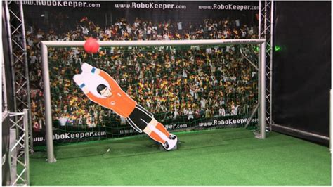 Robot Challenge Win 5000 For Your Robot Invention by Sport Challenges The Robot Keeper Sport