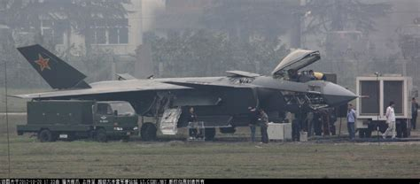 us pilots say new chinese stealth fighter could become the aviationist 187 has china just rolled out third