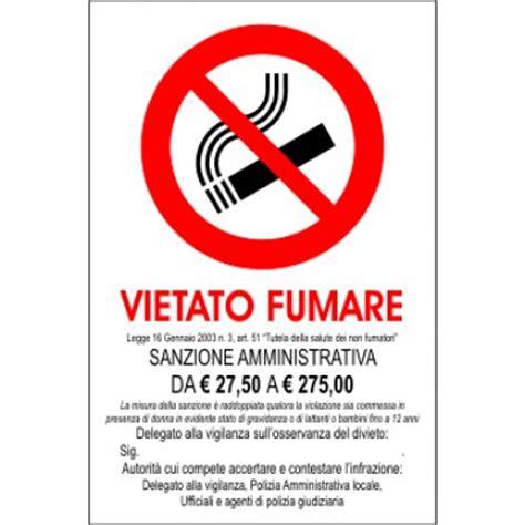 legge sull ingresso dei cani nei luoghi pubblici vietato fumare cartello di divieto con testo di legge e