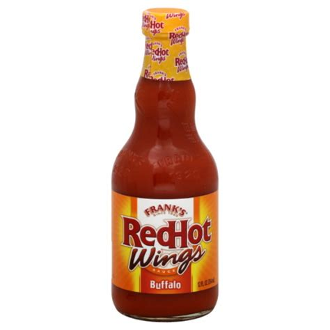 2 franks red hot buffalo 365 days of sauce