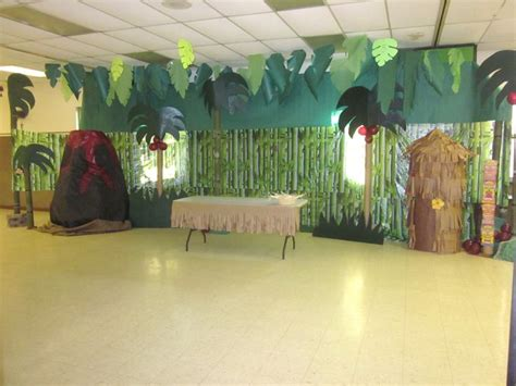 Vbs Decoration by Lava Lava Island Decorations I Did For Our Vbs This
