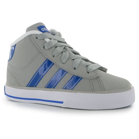 adidas adidas daily mid childrens trainers shoes