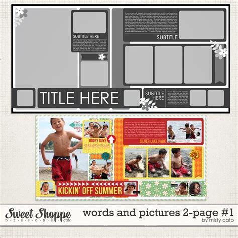 scrapbook templates word 77 best scrapbook 10 images on pinterest scrapbooking