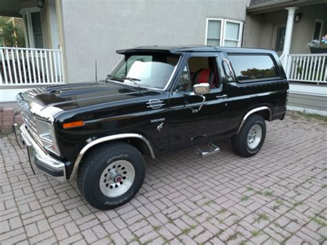 1982 Ford Bronco by 1982 Ford Bronco Beautiful Truck Mild Custom For Sale