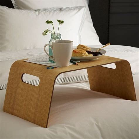 breakfast in bed trays bentwood breakfast tray awesome products pinterest
