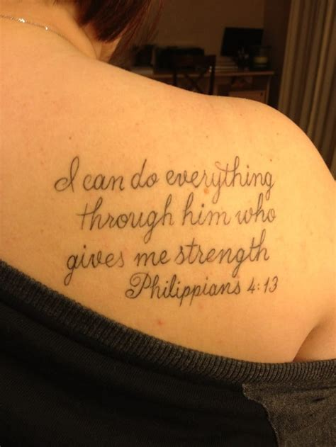 verses about tattoos stunning of bible verse creativefan