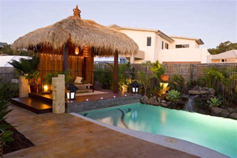 Buy Bali Hut Poolside Hut With Step Bali Huts Decks Mandurah Perth