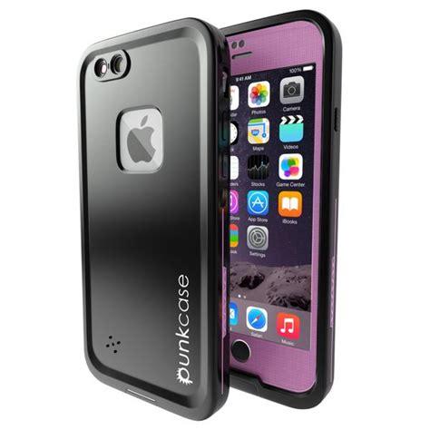 iphone   waterproof case punkcase spikestar pink