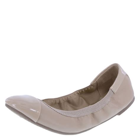 flats womens shoes dexflex comfort s scrunch flat shoe payless