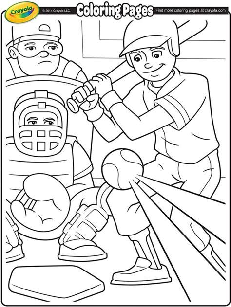 free printable math baseball worksheets baseball coloring page crayola com