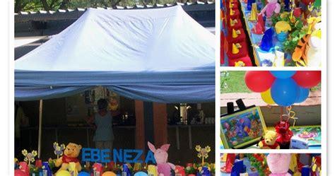 Serutanrautan Winnie The Pooh 2 In 1 paper winnie the pooh birthday