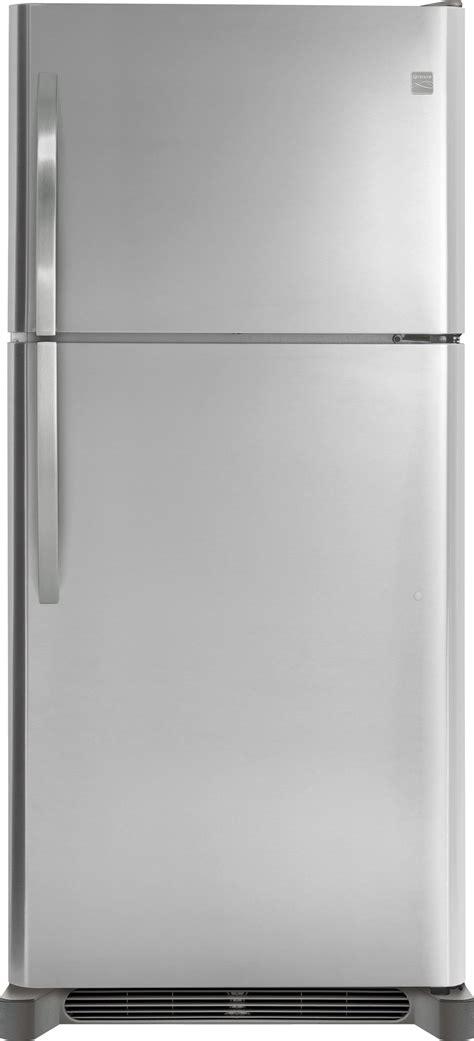 kenmore   cu ft top freezer refrigerator