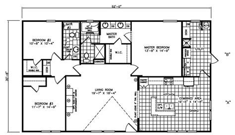 mi casa floor plan mi casa homes the riviera manufactured home floorplans