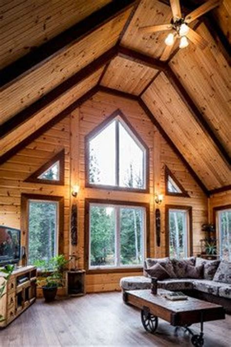 Log Home Interior Walls by Log Cabin Interior Design Ideas Pictures Remodel And