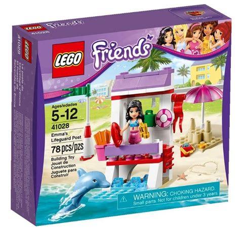 Lego 41028 Emmas Lifeguard Post lego 41028 lifeguard post i brick city