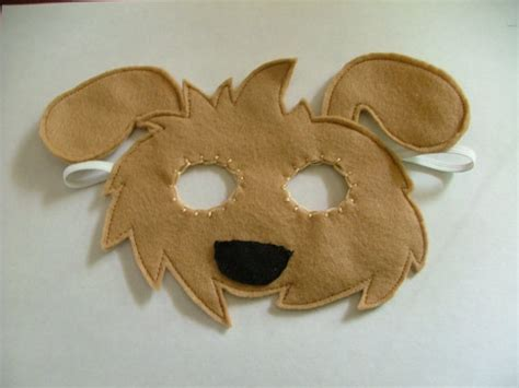 puppy mask 17 best images about costumes on animals toddler preschool and masks