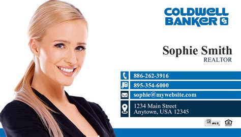 coldwell banker business card template coldwell banker business cards 01 coldwell banker