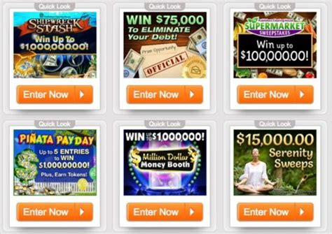 Enter Daily Sweepstakes - what are daily sweepstakes why should you enter them pch blog
