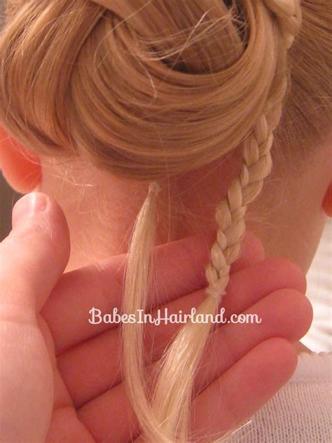 Wedding Hairstyles With Micro Braids by Micro Braid Updo In Hairland