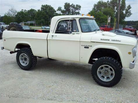 1968 dodge swb power wagon 4x4 cummins diesel classic 1000 images about 1950 dodge trucks on pinterest