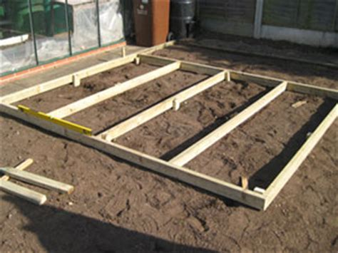Shed Base Installation by Converting Your Shed Into A Guest House For The Holidays