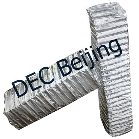 Selang Duct Aluminium 5inch 10m light weight aluminum foil duct 6 inch air duct for air conditioner 107218847
