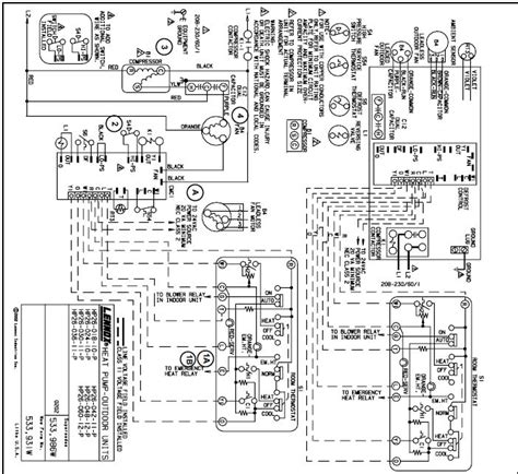 lennox wiring diagram lennox heat wiring diagram efcaviation