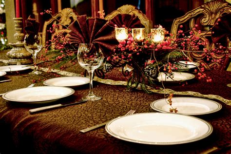 dinner table decoration dining table decoration ideas christmas decoraci on interior
