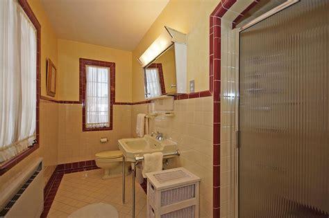Tile Paint Bathroom - 1950 time capsule house with 7 vintage bathrooms grosse point park mich retro renovation