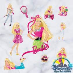 popular barbie poster buy cheap lots from china wallstickers paket