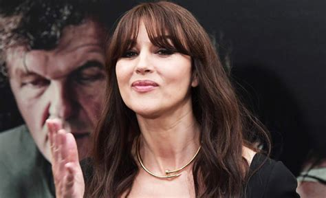 monica bellucci today monica bellucci on plastic surgery why not arab news