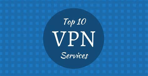 best vpn services top 10 best vpn services of 2017