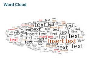 word cloud template images