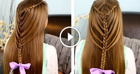 ten and easy hairstyles for the new school year 10 hairstyles for school