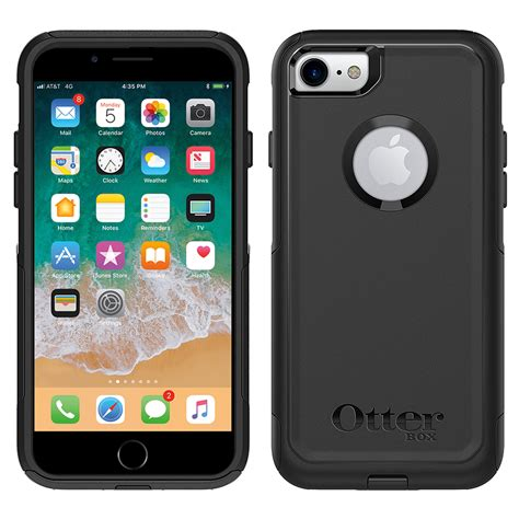 otterbox commuter iphone 7 black otterbox commuter for apple iphone 8 7 black