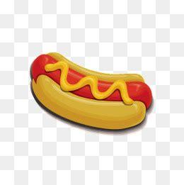 hot dog png vector psd  clipart  transparent
