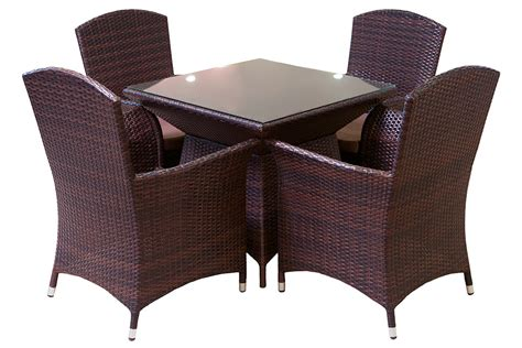 square patio table sets