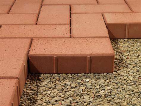 pavimenti in argilla pavimentazione autobloccante con distanziatori in argilla