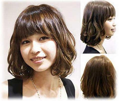 korean haircut for thick hair short haircuts for wavy thick hair short hairstyles 2017