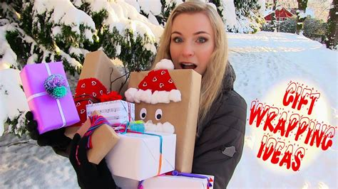 diy hairstyles sarabeautycorner diy gift wrapping ideas to wrap a present 8 creative