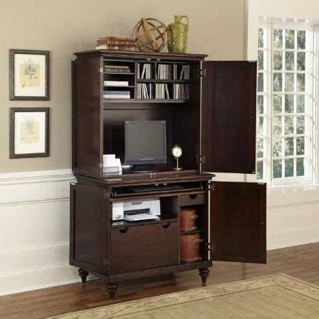 Computer Armoire Espresso by The World S Catalog Of Ideas